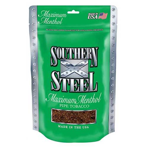 Southern Steel Maximum Menthol 6oz Pipe Tobacco