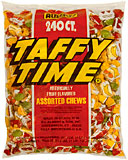 Alberts Taffy Time Fruit Chews 240ct Bag