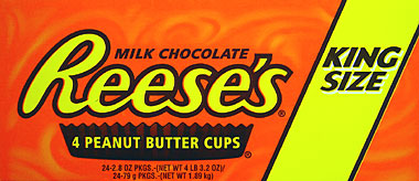Reeses Cups King Size 24CT Box