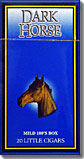 Dark Horse Little Cigars Mild 100 Box