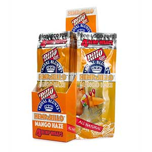 Royal Blunts Hemparillo Rillo Mango Haze 15 4pks